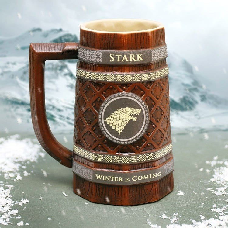 Stark Game of Thrones Tankard Northwich