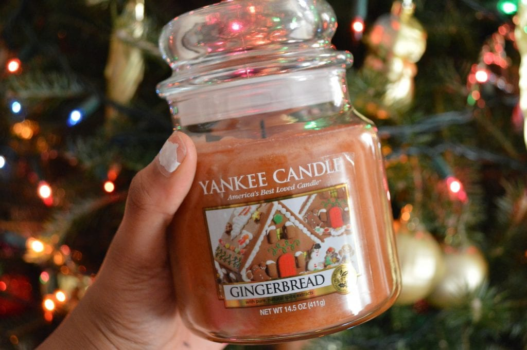 Yankee Candle Gingerbread