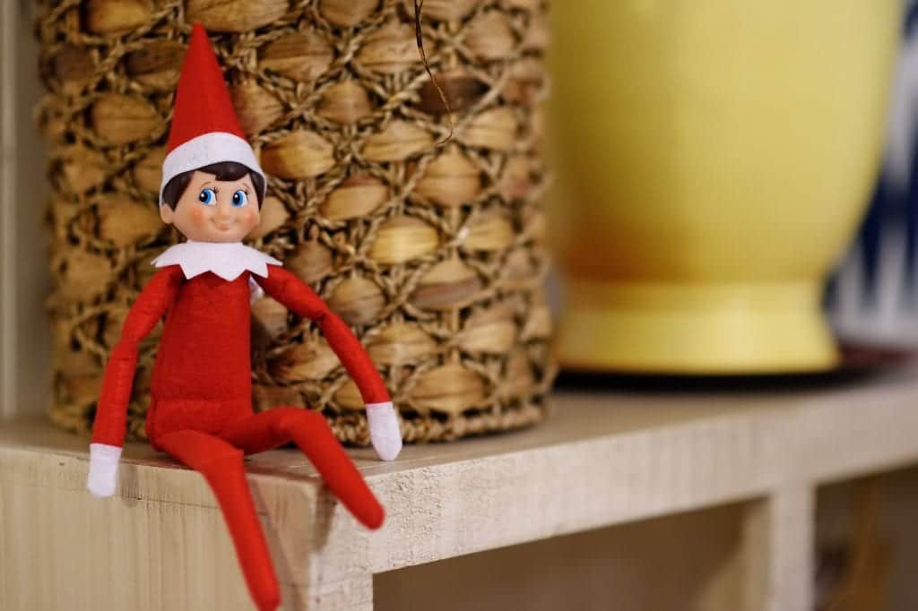 Elf on a shelf Northwich