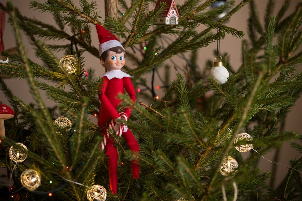 25 Days of Elf on the Shelf Ideas: Part Two