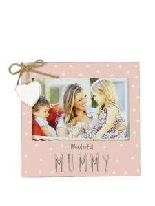 Wonderful Mummy Photo Frame