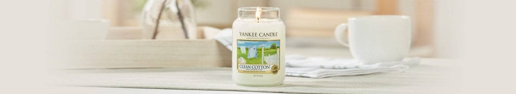 Fresh Yankee Candle